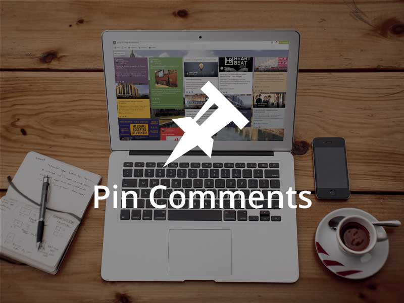 Pinning Comments