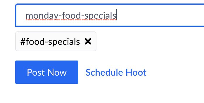 monday food specials