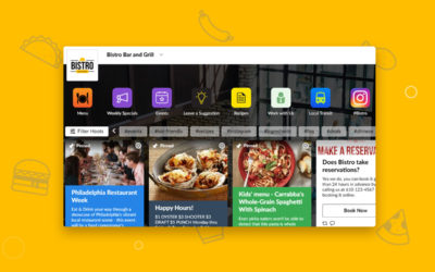Using Multilevel Collections to Build a Kiosk App – Food Specials