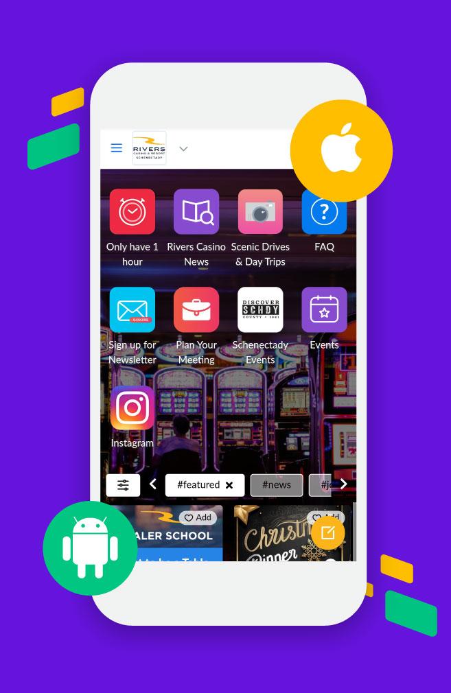 mobile software app