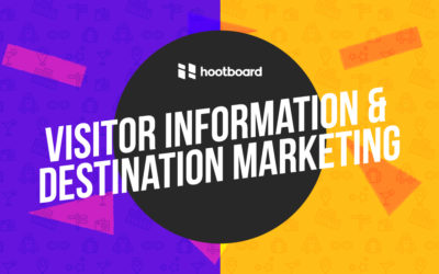 Announcing the HootBoard Visitor Information & Destination Marketing Podcast