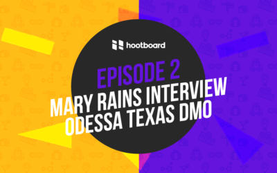 Podcast: Interview with Mary Rains from Discover Odessa