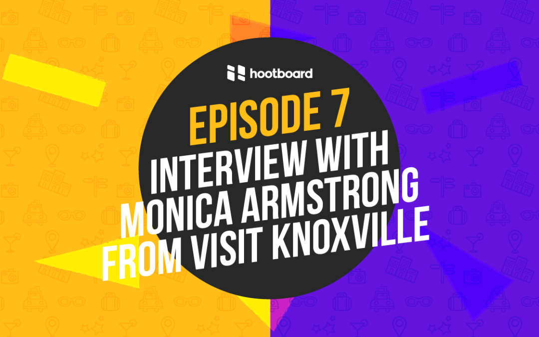 Podcast: Interview with Monica Armstrong from Visit Knoxville TN
