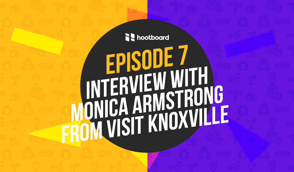 Podcast Episode 7 - Monica Armstrong from Visit Knoxville