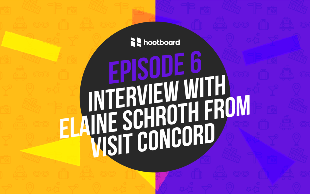 Podcast: Interview with Elaine Schroth at Visit Concord