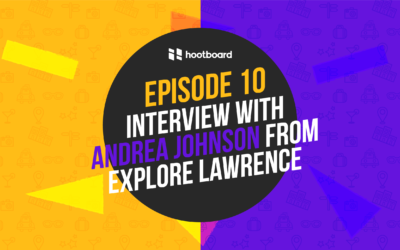DMO Website Content Strategies, Engaging Travel Influencers and Bloggers, and Big Event Marketing Discussion –  Andrea Johnson Director of Marketing and Communications at eXplore Lawrence Kansas Interview
